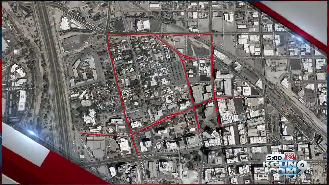 Tucson Veterans Day Parade 2019: Road closures