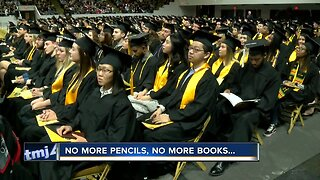 UWM winter commencement includes a few TODAY'S TMJ4 employees