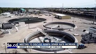 Public input allowed on Nampa sewer rate increase