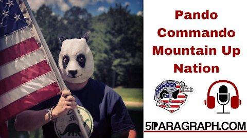 Pando Commando Mountain Up Nation