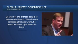 Schembechler's son responds to U-M sex abuse lawsuit