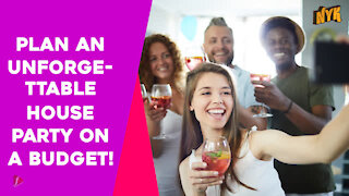 How To Throw An Epic House Party In Small Budget?