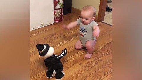 Dancing Babies