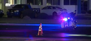 Las Vegas police investigate shooting involving the department near Charleston, Fremont