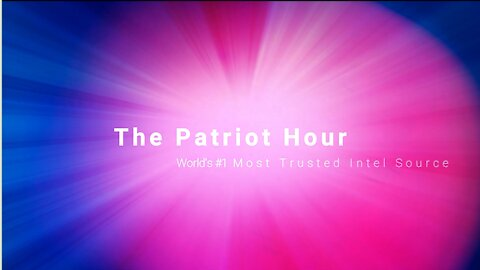 🚨Live Patriot Hour Show Wed Night