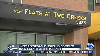 New affordable apartment complex opens in Lakewood