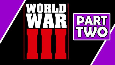 WORLD WAR III PART 2 / Hugo Talks #lockdown