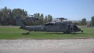 Idaho Air National Guard trains in rural communities