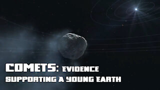 Comets: More Evidence For A Young Earth