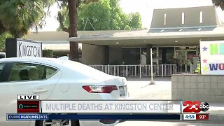 Kingtson Healthcare Center deaths