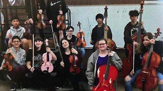 The Wigwam Creek Middle School Strings Program