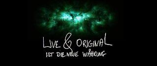 NachrichtenPodcast   N°1 - LIVE & ORIGINAL ist die neue Währung