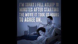 I'm Sorry I Feel Asleep [GMG Originals]