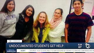 Undocumented students get help during pandemic