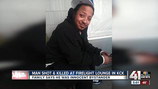 Father of 11 gunned down outside KCK club