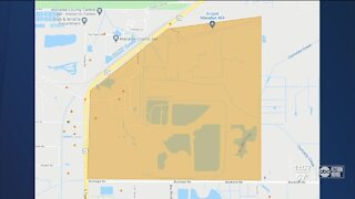 Evacuation alert issued for residents living near Piney Point in Manatee County