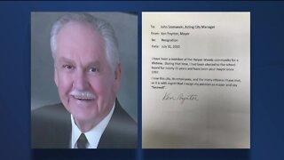 Mayor of Harper Woods resigns