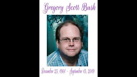 My Husband Greg's Memorial Slideshow