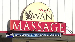 """Police: seven arrested in """"major prostitution crackdown"""" in Canyon County"""