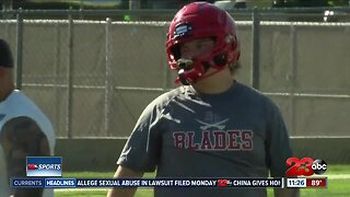 2-A-DAYS: East Bakersfield Blades