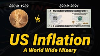 🚨Must watch🚨US Inflation: A World Wide Misery