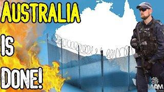 Australia IS DONE! - PRISON CAMPS & Food Rationing - Country COLLAPSES Under CRIPPLING TYRANNY!