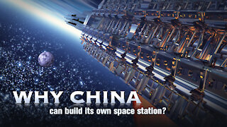 China Just Launched Their Own Space Station!