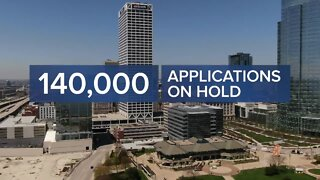 Unemployment backlog: DWD says 140,000 applications 'on hold'