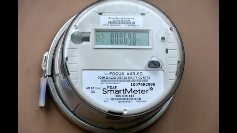 Smart Meters Are Not Safe