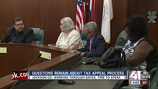 Questions remain about tax appeal process
