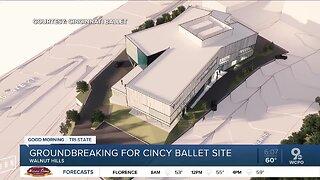 New dance center to break ground in Walnut Hills today