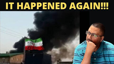 This JUST HAPPENED in IRAN!!!