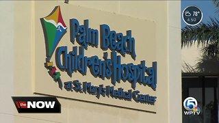 Palm Beach Children's Hospital has new kosher pantry