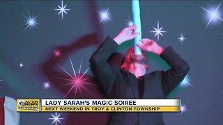 Lady Sarah's Magic Soiree