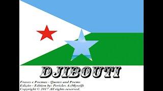 Bandeiras e fotos dos países do mundo: Djibouti [Frases e Poemas]