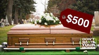 Prepaid Funeral Catch
