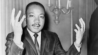 Martin Luther King Motivational Speech Trump used to Win