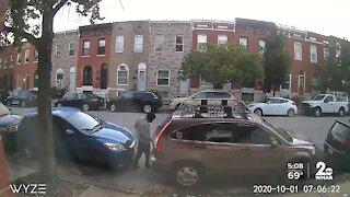 Car break-ins a growing problem in more city neighborhoods