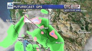 13 First Alert Las Vegas evening forecast | Apr. 2, 2020