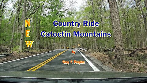 Country Ride by Gary C Peeples