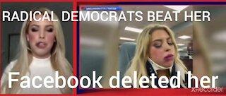 RADICAL SOCIALIST DEMOCRAT BEAT HER