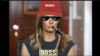 I'm driving liberals crazy: Melania Trump Boss video