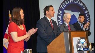 Florida holds human trafficking summit