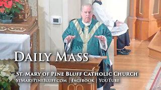 Fr. Richard Heilman's Sermon for Thursday, Feb. 4, 2021