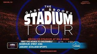 Garth Brooks Unscramble Words