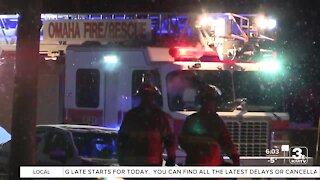 Four injured in apartment fire near 83rd and Blondo