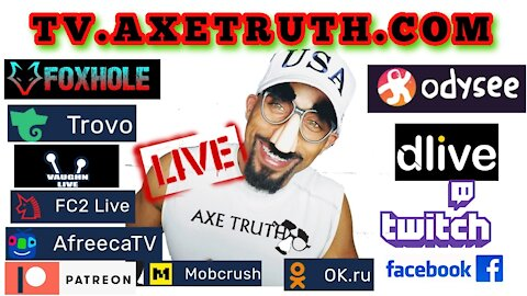 Save America & Make America Great Again After party w/ Axetruth