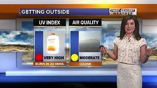 13 First Alert Las Vegas Weather June 4 Morning