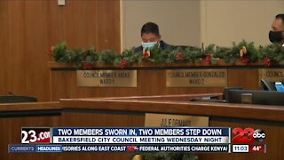 A new chapter for the Bakersfield City Council