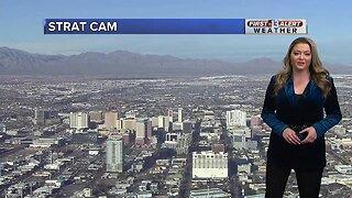 13 First Alert Las Vegas evening forecast | Jan. 1, 2020